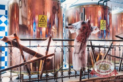 Halloween: первый день шабаша. Вечеринка в стиле фильма «Очень страшное кино», 30 октября 2015 - Ресторан «Максимилианс» Челябинск - 02