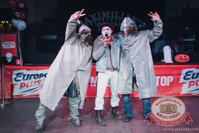 Halloween: первый день шабаша. Вечеринка в стиле фильма «Очень страшное кино», 30 октября 2015 - Ресторан «Максимилианс» Челябинск - 19