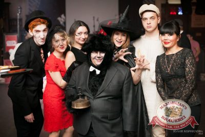 Halloween: второй день шабаша. Бал у Сатаны, 31 октября 2015 - Ресторан «Максимилианс» Челябинск - 09