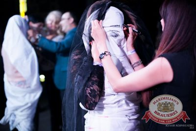 Halloween: второй день шабаша. Бал у Сатаны, 31 октября 2015 - Ресторан «Максимилианс» Челябинск - 21