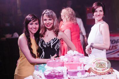 День именинника, 28 мая 2016 - Ресторан «Максимилианс» Челябинск - 01