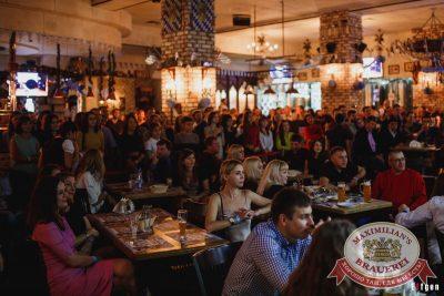 Александр Незлобин, 15 сентября 2016 - Ресторан «Максимилианс» Челябинск - 20