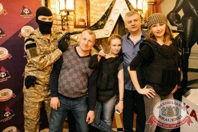 День защитника Отечества, 23 февраля 2017 - Ресторан «Максимилианс» Челябинск - 3