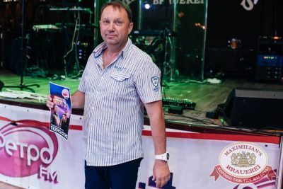 Вечеринка «Ретро FM»: «Комиссар», «Технология», «Размер Project», 25 мая 2017 - Ресторан «Максимилианс» Челябинск - 39