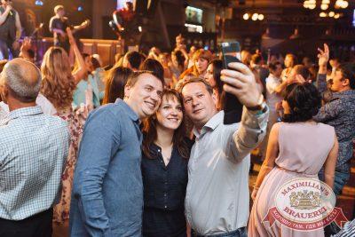«Дыхание ночи»: Спайдер Найт, 8 июля 2017 - Ресторан «Максимилианс» Челябинск - 9