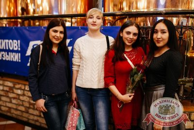 Serebro, 21 марта 2018 - Ресторан «Максимилианс» Челябинск - 13