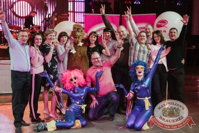Вечеринка «Ретро FM», 7 апреля 2018 - Ресторан «Максимилианс» Челябинск - 6