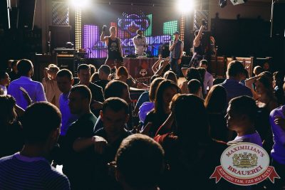 «Дыхание ночи»: Dj Shekinah (Тюмень), 14 апреля 2018 - Ресторан «Максимилианс» Челябинск - 8