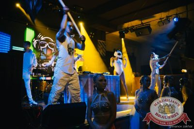 «Дыхание ночи»: White Show. Dj Denis Rublev, 22 июня 2018 - Ресторан «Максимилианс» Челябинск - 16
