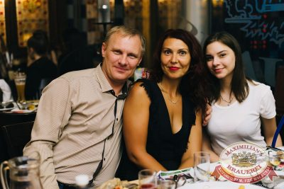 «Дыхание ночи»: White Show. Dj Denis Rublev, 22 июня 2018 - Ресторан «Максимилианс» Челябинск - 34