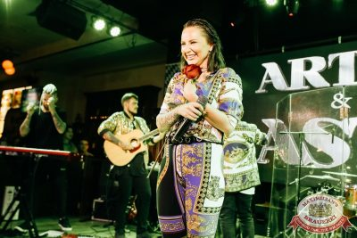 Концерт Artik & Asti! День рождения «Максимилианс» Челябинск, 9 августа 2018 - Ресторан «Максимилианс» Челябинск - 348