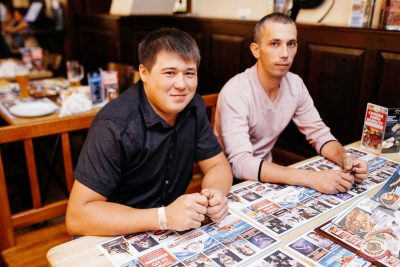 Финал акции «Билеты в лето», 30 августа 2018 - Ресторан «Максимилианс» Челябинск - 25