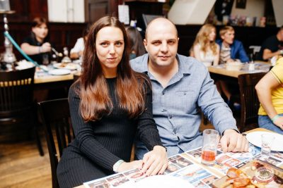«Дыхание ночи»: Dj Stylezz, 31 октября 2018 - Ресторан «Максимилианс» Челябинск - 36