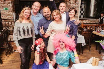 «Вечеринка Ретро FM», 14 сентября 2018 - Ресторан «Максимилианс» Челябинск - 11