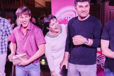 «Вечеринка Ретро FM», 14 сентября 2018 - Ресторан «Максимилианс» Челябинск - 17