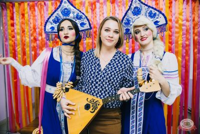 «Дыхание ночи»: русская вечеринка «Matreshka Party», 12 октября 2018 - Ресторан «Максимилианс» Челябинск - 21