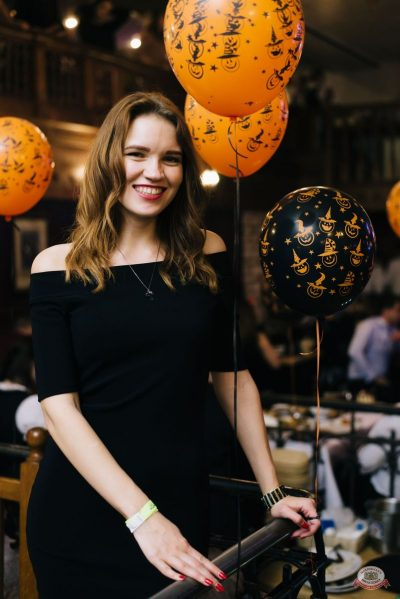«Хэллоуин»: «От заката до рассвета», 26 октября 2018 - Ресторан «Максимилианс» Челябинск - 52
