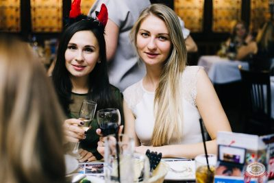 «Хэллоуин»: «От заката до рассвета», 26 октября 2018 - Ресторан «Максимилианс» Челябинск - 60