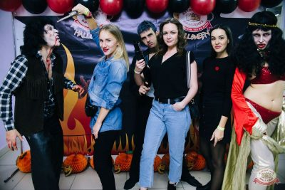 «Хэллоуин»: «От заката до рассвета», 26 октября 2018 - Ресторан «Максимилианс» Челябинск - 7