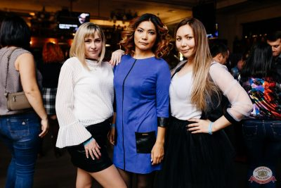 «Дыхание ночи»: сладкая вечеринка «Sweet Party», 2 ноября 2018 - Ресторан «Максимилианс» Челябинск - 34