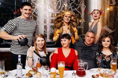 «Дыхание ночи»: «The circus», 10 ноября 2018 - Ресторан «Максимилианс» Челябинск - 73