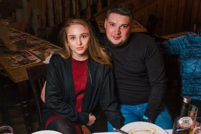 ВИА «Волга-Волга», 16 ноября 2018 - Ресторан «Максимилианс» Челябинск - 0069
