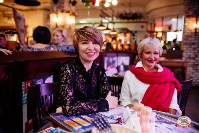 «Вечеринка Ретро FM», 23 ноября 2018 - Ресторан «Максимилианс» Челябинск - 0002