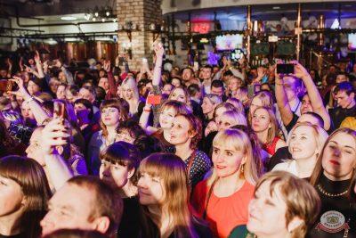 «Вечеринка Ретро FM»: «Комиссар», «Технология», «Размер Project», 24 января 2019 - Ресторан «Максимилианс» Челябинск - 34