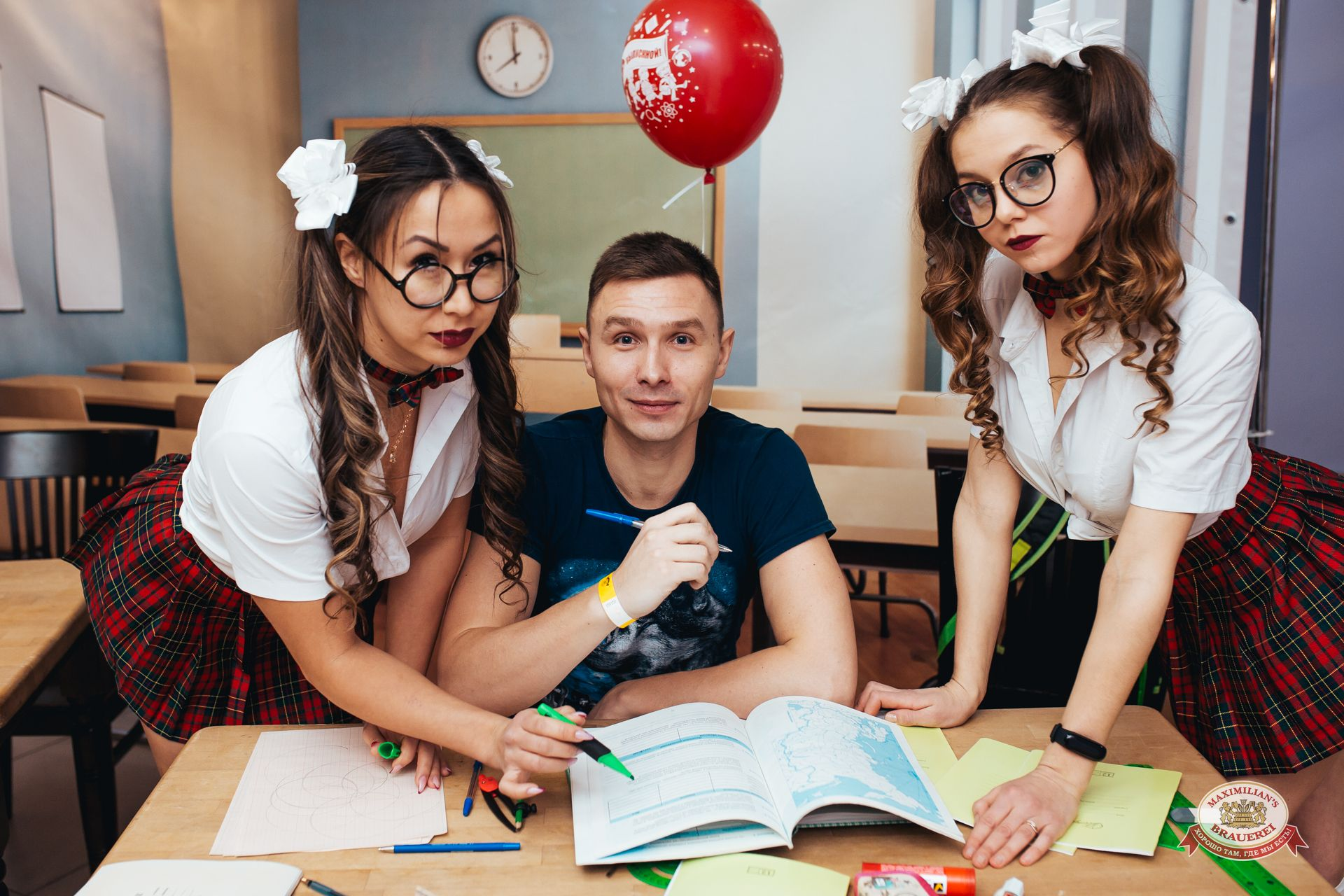 «Дыхание ночи»: Татьянин день студента, 25 января 2019 - Ресторан «Максимилианс» Челябинск - 0002