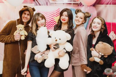«Дыхание ночи»: «Teddy bear party», 1 марта 2019 - Ресторан «Максимилианс» Челябинск - 1