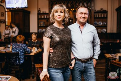 Александр Иванов и группа «Рондо», 4 апреля 2019 - Ресторан «Максимилианс» Челябинск - 16