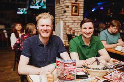 Mgzavrebi, 22 апреля 2019 - Ресторан «Максимилианс» Челябинск - 26