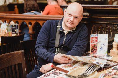 Вадим Самойлов: 30лет «Агате Кристи», 31 июля 2019 - Ресторан «Максимилианс» Челябинск - 26