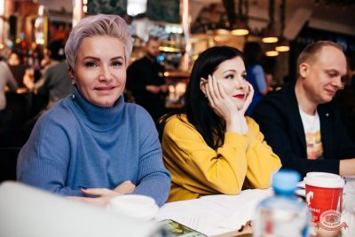 «Споём живьём». Финал, 17 сентября 2019 - Ресторан «Максимилианс» Челябинск - 1