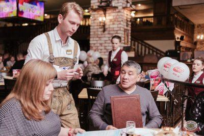 Вечеринка «Ретро FM»: Lian Ross, Patty Ryan, Fancy, 31 октября 2019 - Ресторан «Максимилианс» Челябинск - 26