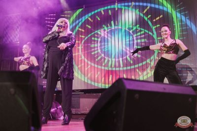 Вечеринка «Ретро FM»: Lian Ross, Patty Ryan, Fancy, 31 октября 2019 - Ресторан «Максимилианс» Челябинск - 5