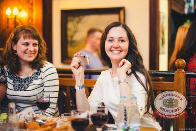 Репетиция Международного Женского дня, 7 марта 2014 - Ресторан «Максимилианс» Челябинск - 13