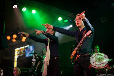«Дыхание ночи»: Astero на вечеринке «Всемирный День Пива», 1 марта 2014 - Ресторан «Максимилианс» Челябинск - 01