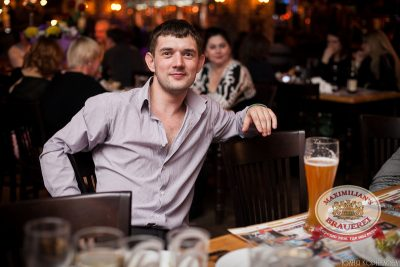 «Дыхание ночи»: Astero на вечеринке «Всемирный День Пива», 1 марта 2014 - Ресторан «Максимилианс» Челябинск - 06