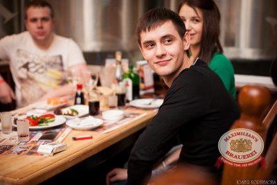 «Дыхание ночи»: Astero на вечеринке «Всемирный День Пива», 1 марта 2014 - Ресторан «Максимилианс» Челябинск - 15