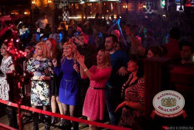 «Дыхание ночи»: Astero на вечеринке «Всемирный День Пива», 1 марта 2014 - Ресторан «Максимилианс» Челябинск - 18