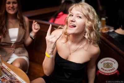 «Дыхание ночи»: Astero на вечеринке «Всемирный День Пива», 1 марта 2014 - Ресторан «Максимилианс» Челябинск - 22