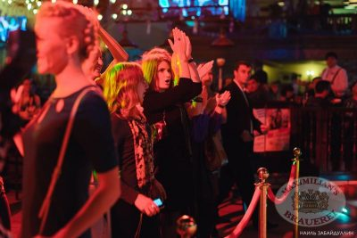 Банд'Эрос на Пивных «Олимпийских» играх, 3 октября 2013 - Ресторан «Максимилианс» Челябинск - 14