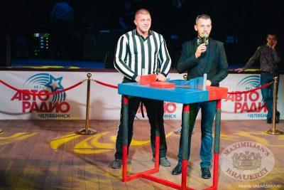 Банд'Эрос на Пивных «Олимпийских» играх, 3 октября 2013 - Ресторан «Максимилианс» Челябинск - 22