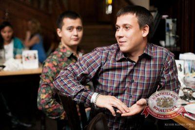 Дима Билан: 33, 15 октября 2015 - Ресторан «Максимилианс» Челябинск - 26