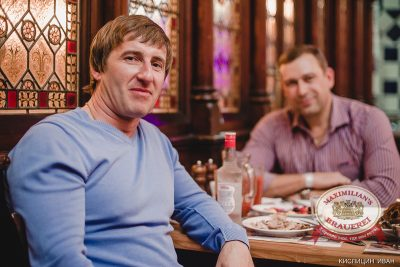 Bon Giovi, 28 февраля 2014 - Ресторан «Максимилианс» Челябинск - 19