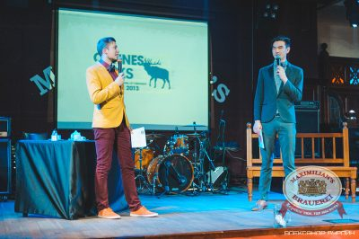 «Каннские Львы» в Челябинске, 27 февраля 2014 - Ресторан «Максимилианс» Челябинск - 21