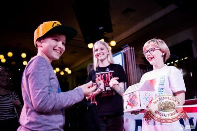 Ежегодный благотворительный рок фестиваль в поддержку детского онкоотделения, 15 марта 2015 - Ресторан «Максимилианс» Челябинск - 02
