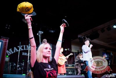 Ежегодный благотворительный рок фестиваль в поддержку детского онкоотделения, 15 марта 2015 - Ресторан «Максимилианс» Челябинск - 08