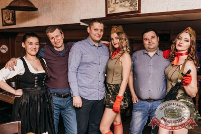 День защитника Отечества, 22 февраля 2018 - Ресторан «Максимилианс» Челябинск - 1